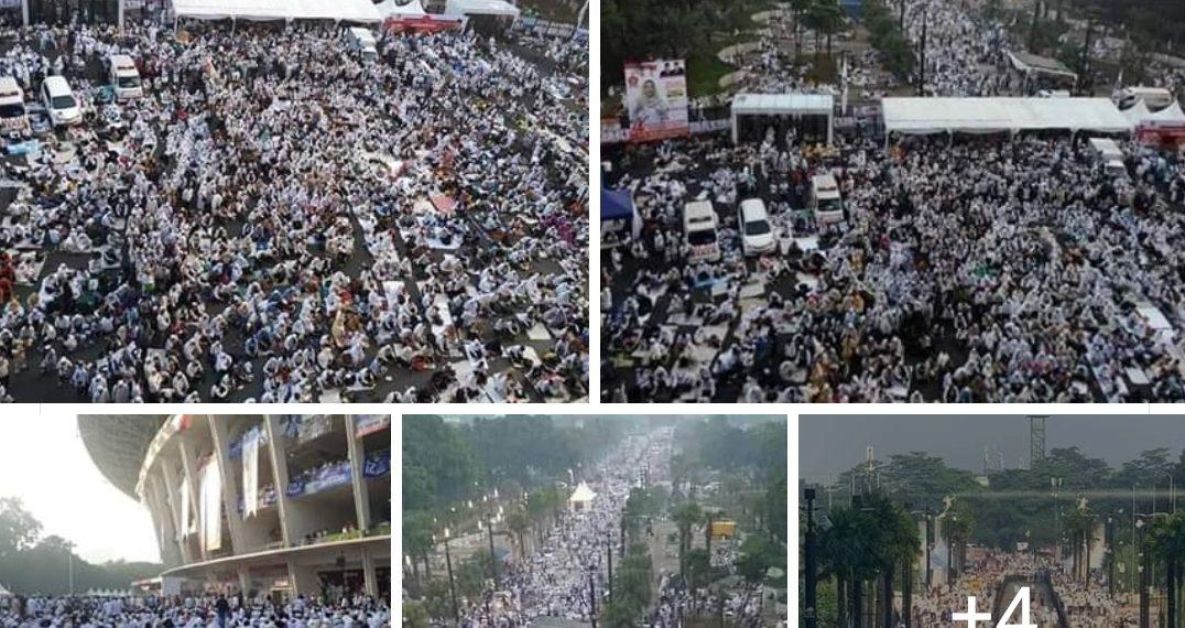 Forum Ulama Jakarta Deklarasi Dukung Prabowo-Sandi